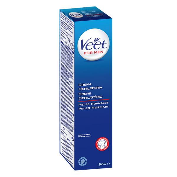 Depilacijska Krema za Normalno Kožo Veet 200 ml
