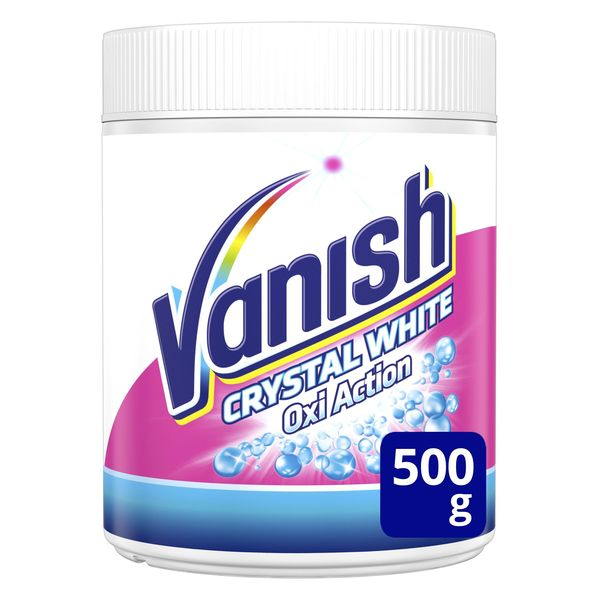 Vanish Oxi Action Crystal White Folteltávolító Por 500 g