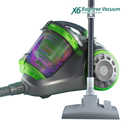 X6 Bagless Vacuum<br>Cleaner