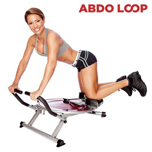 Maquina de Abdominales Circular Abdo Loop G2000121