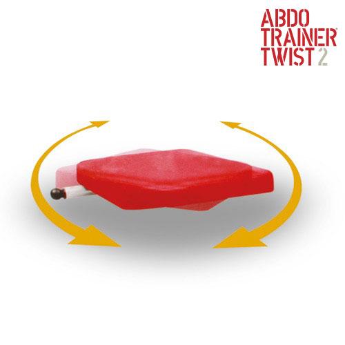 Appareil à Abdominaux ABDO Trainer Twist avec Élastiques