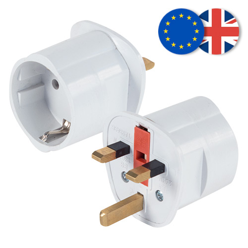 Adaptador Enchufe UK H1000121