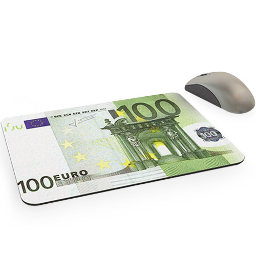 Alfombrilla para Raton 100 Euros I3000101