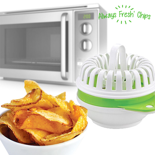 Utensilio Microondas Patatas Always Fresh Chips B1565171