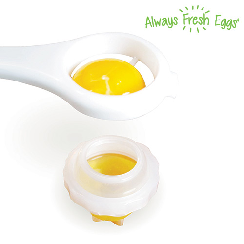 Always Fresh Eggs<br> Egg Boiler (Pack<br>of 6)