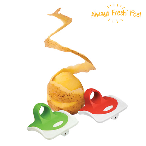 Anillo Pelador de Verduras Always Fresh Peel (pack de 2) B1545129
