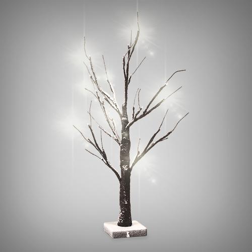 Arbol LED con Ramas y Nieve H2500194
