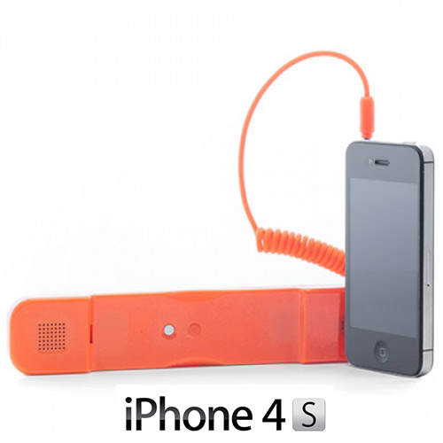 Auricular Antiradiacion para iPhone Blanco I3000199