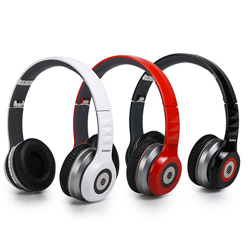 Auriculares Bluetooth Acolchados AudioSonic HP1645 Blanco I3505200
