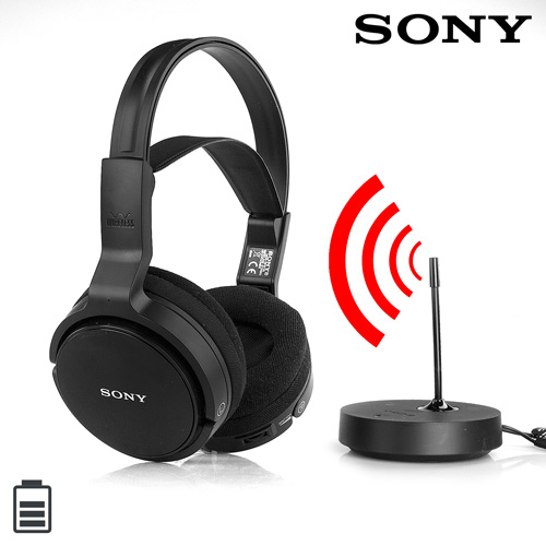 Auriculares Inalambricos Acolchados Sony MDRRF811RK I3505226