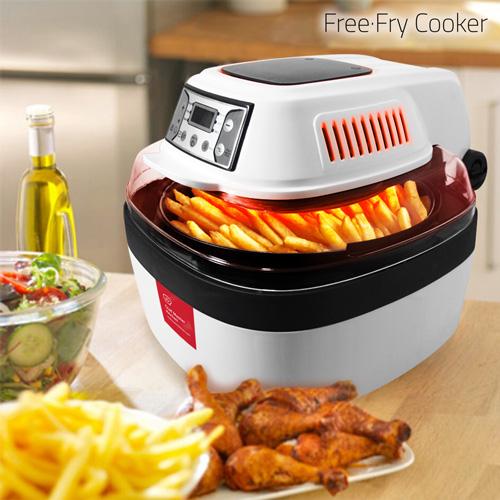 Freidora sin Aceite Free Fry Cooker B1525110