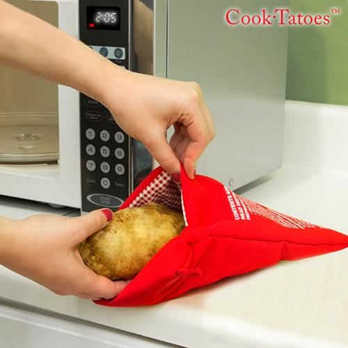 Bolsa para Patatas en Microondas Cook Tatoes B1565185