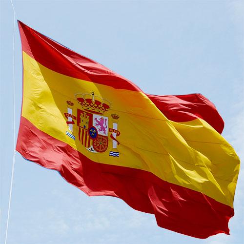 Bandera de España (90 x 150 cm) H2500169