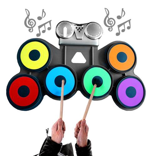 Bateria Musical de Silicona H4515108