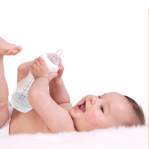 Ergonomična Otroška Steklenička