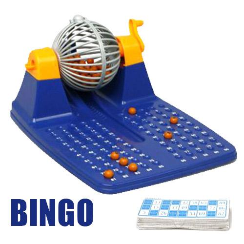 Bingo | Juego de Mesa H4530192
