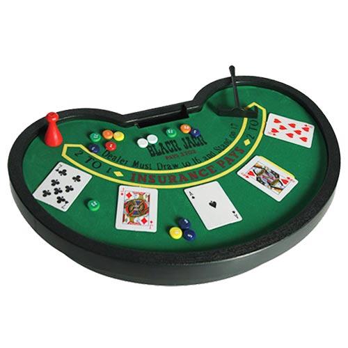 Juego de Mesa Mini Blackjack H4505114