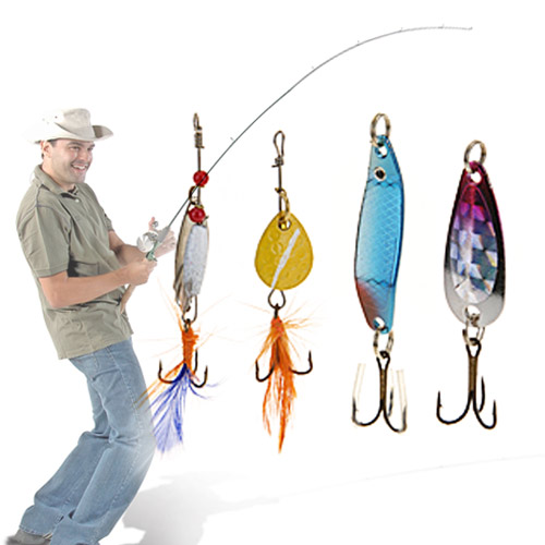 Cebos para Pescar con Anzuelo G0500144