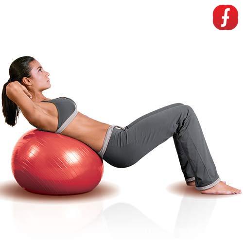 Pelota Pilates Body Fitball (55 cm) G0500136