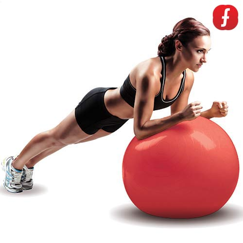 Body Fitball<br>Pilates Ball (55 cm)