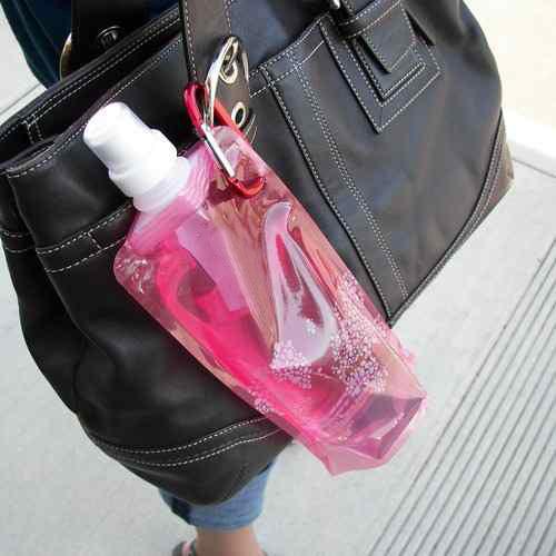 Botella de Plastico Plegable B0520114