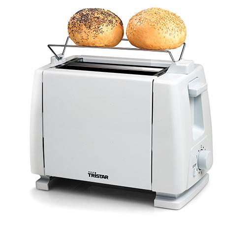 Toaster s 6 Prilagodljivimi Nastavitvami Tristar BR1009
