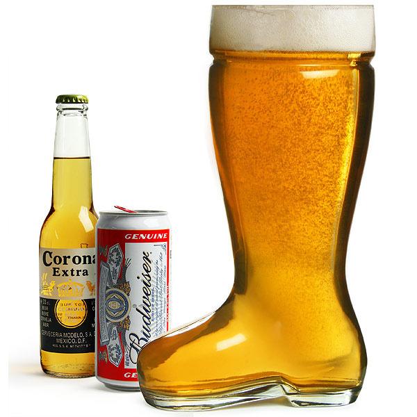 Vaso Gigante Bota de Cerveza H2500106