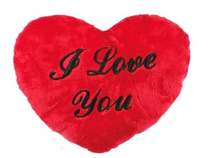 Corazon de Peluche XL I Love You (60 cm) H2000106