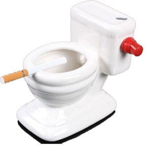 Cenicero de Ceramica WC H3005102
