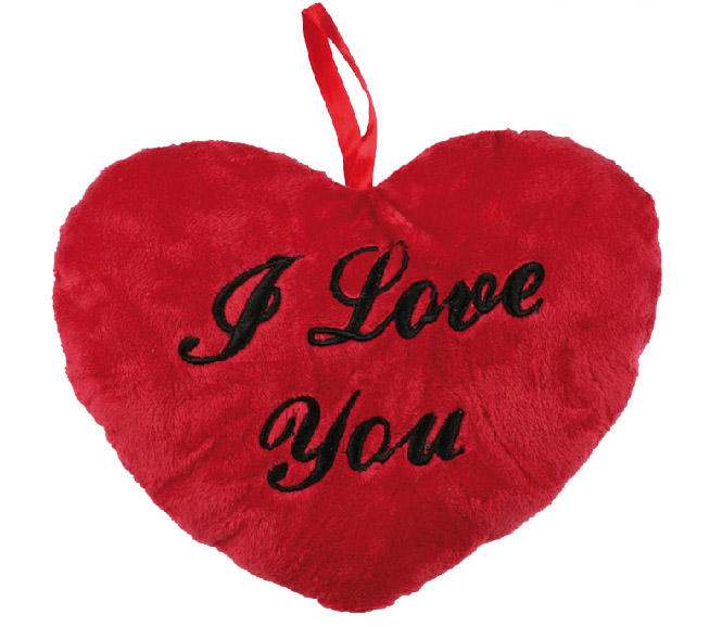 Corazon de Peluche I Love You (26 cm) H2000112