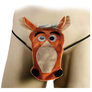 Taparrabos Animal con Sonido Vaca H1500159