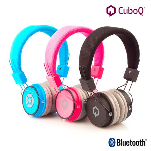 Auriculares Inalambricos Bluetooth CuboQ Azul I3505192