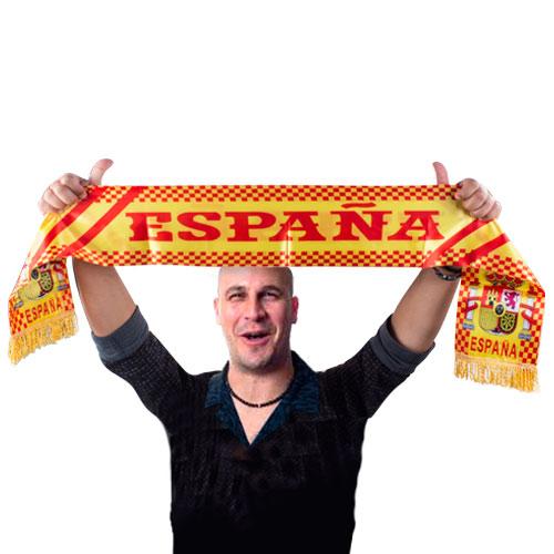 Bufanda de España H2500172