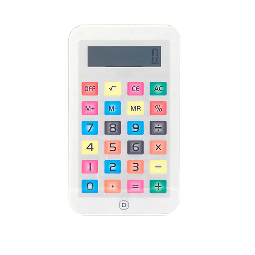 Calculadora iTablet Pequeña Blanco H3505118
