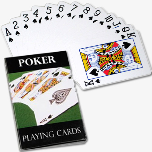 Cartas de Poker H4525108