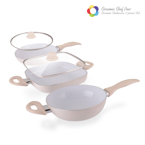 Sartenes Ceramic Chef Pan Elegance Edition (5 piezas) B1015149