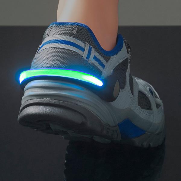 Talonnière Lumineuse de Sécurité pour Running GoFit