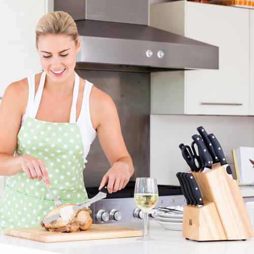 Cuchillos de Cocina Perfect Blade (20 Piezas) B1005104