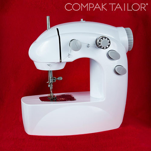 Compak Tailor<br> Portable Sewing<br>Machine