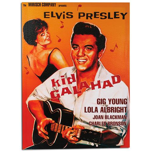 Elvis Presley Kid Galahad Slika na Platnu 50 x 70