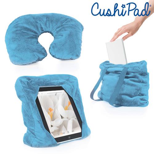 Cojin 3 en 1 CushiPad Azul F1505131