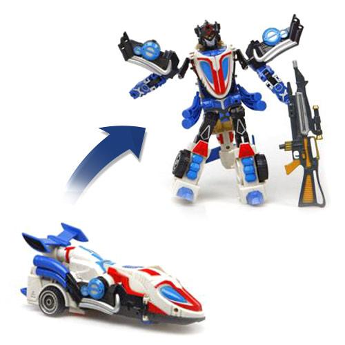Transformer | Transform Vehicle King  Azul H4530194