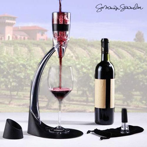 Decantador de Vino Profesional Summum Sommelier B0520163