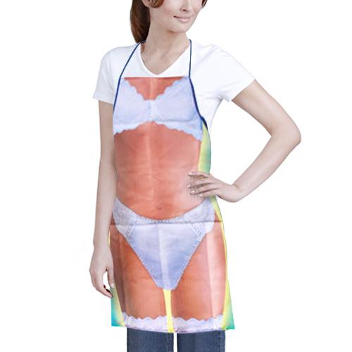 Delantal Sexy Mujer Maciza H1500117