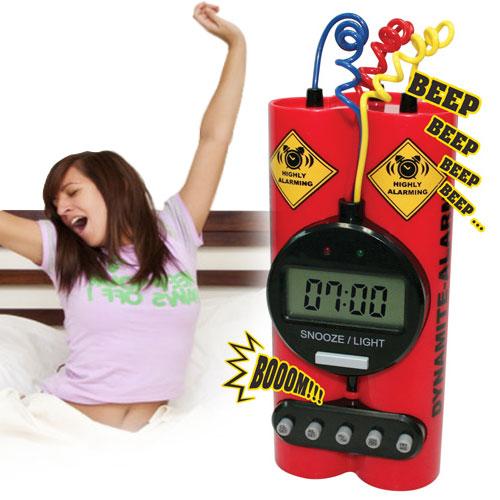 Despertador Dinamita I2500100