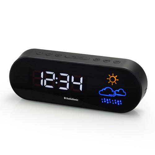 Radio-Despertador AudioSonic CL1489 H3510102