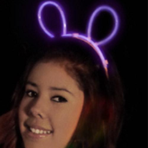 Diadema Fluorescente para Fiestas H2500112