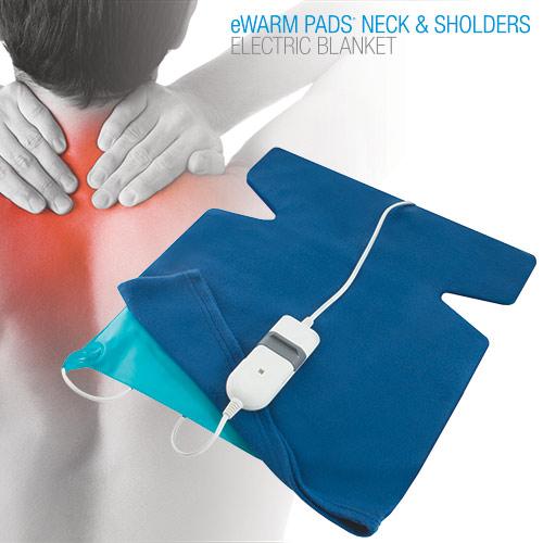 eWarm Pads Neck & Shoulders Električna Odeja