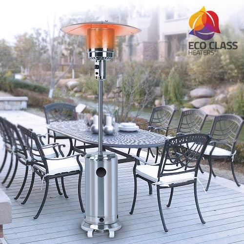 Estufa de Gas Exterior Eco Class Heaters GH 12000W D2005129
