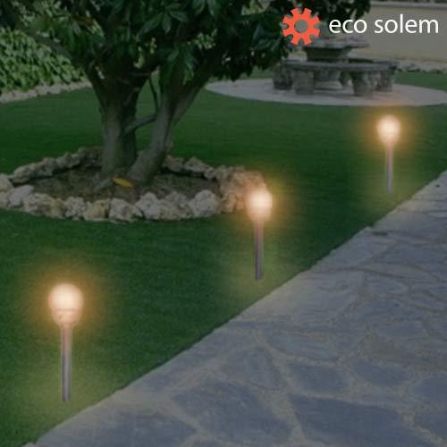 Lampara Solar Eco Solem D3000160